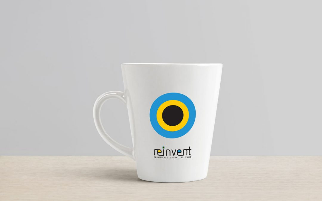 Reinvent RS – redesign de logotipo