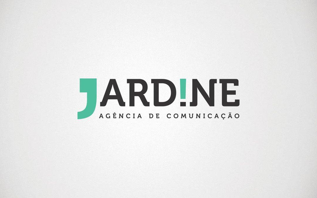 Jardine Comunicação – Logotipo e Website