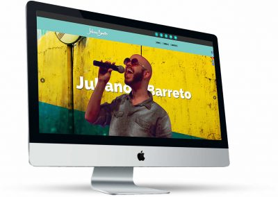 Juliano Barreto – Website