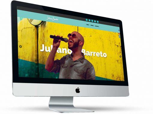 Juliano Barreto – Website