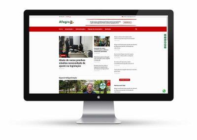 Afagro RS – Portal de notícias
