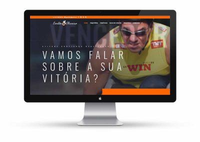 Palestrante Carlão Oliveira – Website