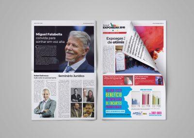 Jornal Expoagas 2018 – dia 2