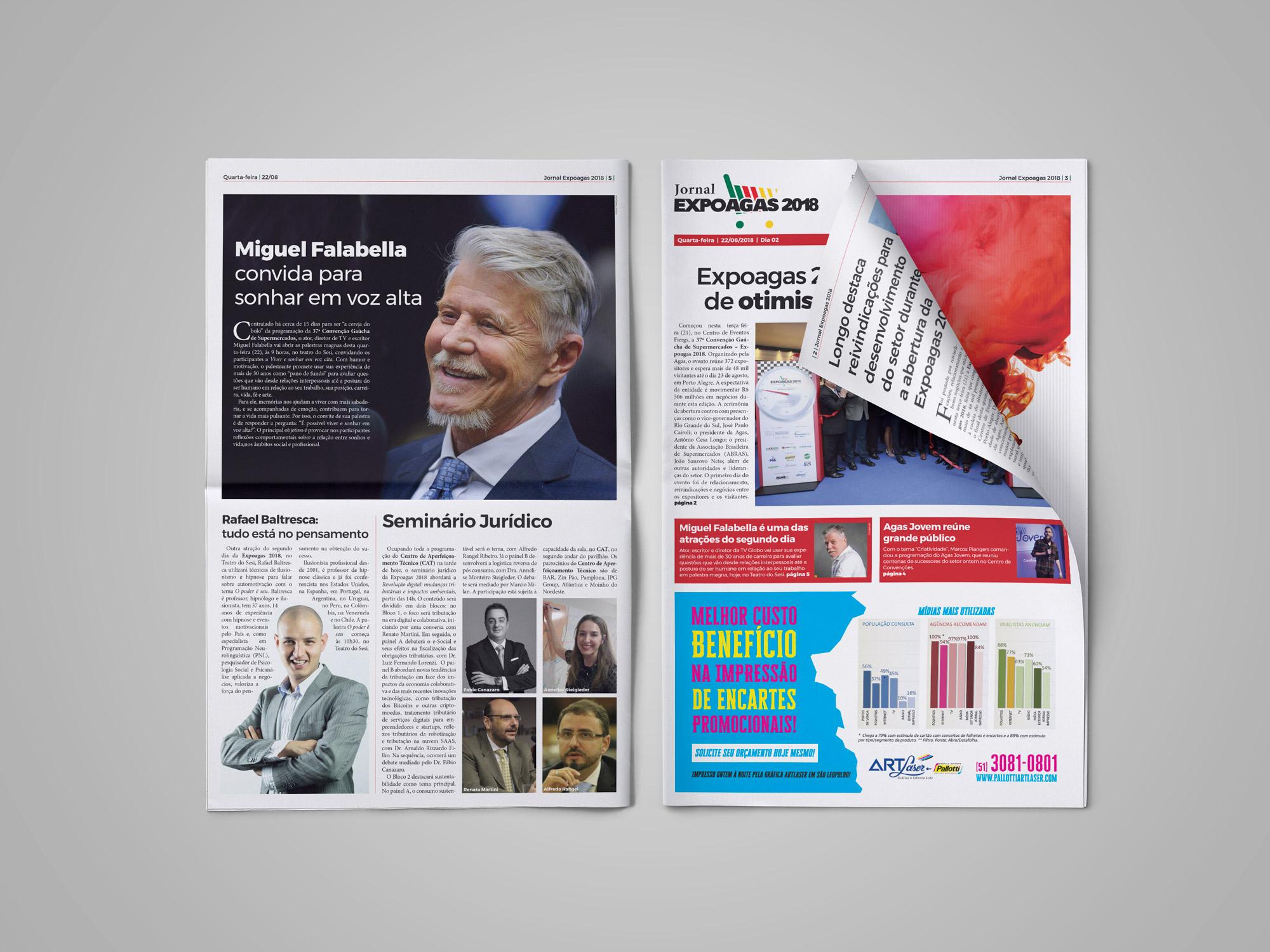 Jornal Expoagas - edição 2018