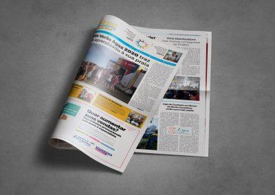Jornal Projeto Verão Agas 2020