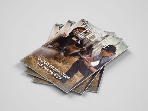 Revista Caminhos do Leite Lactalis – edição 5