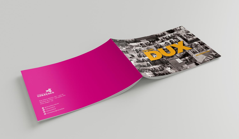 Relatório Dux 2018 - pagina interna capa