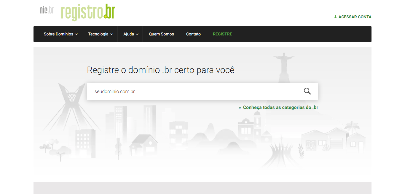 Por dentro do Registro.br
