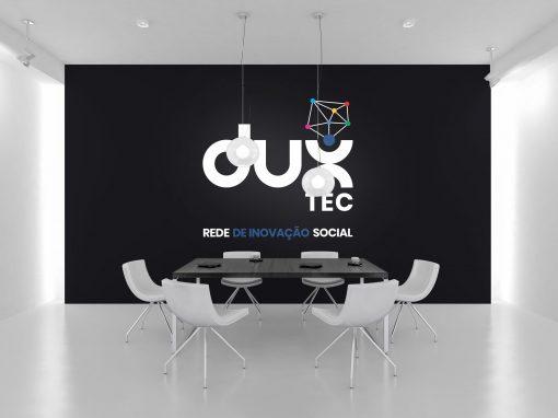 DuxTec – design de logotipo